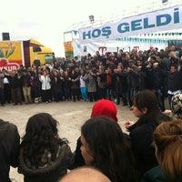 Photo taken at Atatürk Kültür Merkezi by Mkbl H. on 3/9/2013