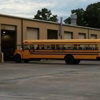 Photo taken at GCBE Transportation Dept by Zip R. on 7/29/2013