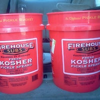 Photo taken at Firehouse Subs by Tena C. on 1/19/2013