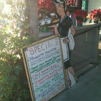 Photo taken at Steve's Patio Cafe by The Polish W. on 12/8/2012