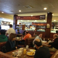 Photo taken at Nate 'n Al Delicatessen by Craig E. on 1/12/2013