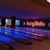 Photo taken at Lucky Strike by Scott L. on 7/24/2013
