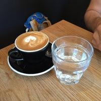 Photo taken at Morrison Street Cafe by Lasse on 2/19/2015