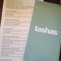 Photo taken at tashas by Caleigh T. on 9/24/2012