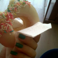 Photo taken at Dunkin Donuts by N?lhan Y. on 9/28/2012