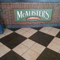 Photo taken at McAlister's Deli by Bethany L. on 10/9/2012