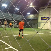 Photo taken at SD Indoor Soccer by tonnam n. on 2/15/2013