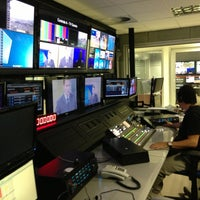 Photo taken at TV Gazeta by Luiz Olavo B. on 1/17/2013