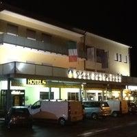 Photo taken at Ristorante San Pellegrino by Jan K. on 9/26/2012