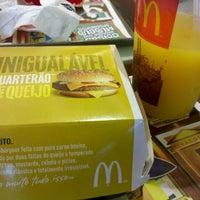 Photo taken at McDonald's by Tatiana N. on 11/17/2012
