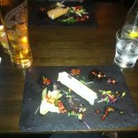 Th Wall Restaurant Belfast Menu