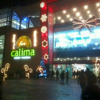 Photo taken at Centro Comercial Calima by Mort t. on 12/21/2012