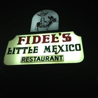 Photo taken at Fidel's Little Mexico by Heather G. on 3/16/2013