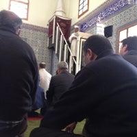 Photo taken at Sülüm Camii by Cihad EĞRET on 3/21/2014