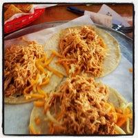 Photo taken at Fuzzy's Taco Shop by Carolina W. on 10/4/2012