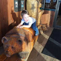 Photo taken at Yreka Black Bear Diner by Willy on 3/18/2016
