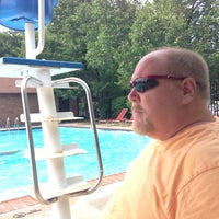 Photo taken at The Pool by Reggie J. on 6/8/2014