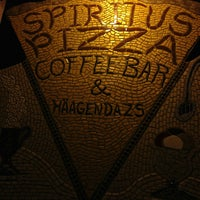 Photo taken at Spiritus Pizza by Reggie J. on 7/12/2013
