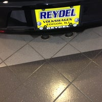 Photo taken at Reydel Volkswagen of Edison, New Jersey. VW Dealer by Reggie J. on 3/20/2013