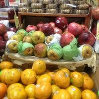 Photo taken at Greenbay Market by Jin K. on 2/7/2013