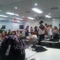 Photo taken at L'Oréal Professionnel by Daniel O. on 11/21/2012