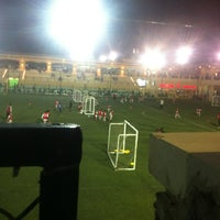 Photo taken at Wadi Degla Club (New Cairo) by Mohamed Y. on 11/16/2012