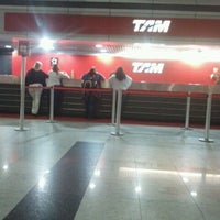 Photo taken at Check-in LATAM by Rafael C. on 10/13/2012