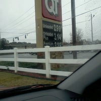 Photo taken at QuikTrip by Kelly T. on 12/24/2012
