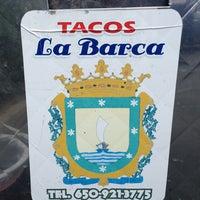 Photo taken at La Barca Jalisco Taco Truck by Soowan J. on 8/7/2013