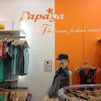 Photo taken at Papaya Clothing by Elle F. on 4/1/2013