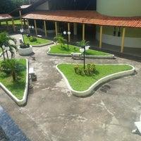 Photo taken at UFMA - Universidade Federal do Maranhão by Fernando A. on 5/21/2013