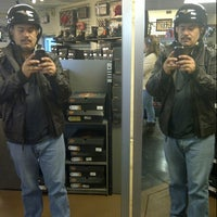 Photo taken at Los Angeles Harley-Davidson of Anaheim by Elmer T. on 12/22/2012