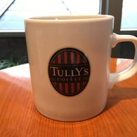 Photo taken at Tully's Coffee by まー on 8/24/2017