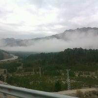 Photo taken at Antalyaya 145 Km Kaldi Tabelasi by Idil K. on 10/25/2012