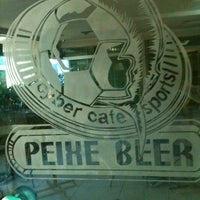 Photo taken at Peixe Beer by Kolega L. on 2/12/2013