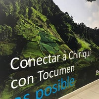Photo taken at Terminal Domestica Aeropuerto Internacional De Tocumen by Anacarmen C. on 9/8/2017