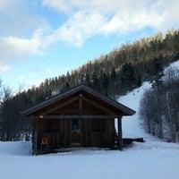 Photo taken at Col De Rousset by Emilie D. on 1/22/2013