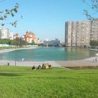 Снимок сделан в Dədə Qorqud Parkı пользователем Aisel 6/9/2014