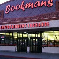 Photo taken at Bookmans by Aya M. on 11/18/2012