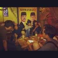 Photo taken at Warkop 88 by Iga D. on 10/4/2013