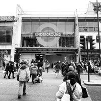 Photo taken at Brixton London Underground Station by Hafeez A. on 3/6/2013