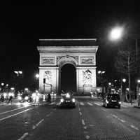 Photo taken at Place Charles de Gaulle by Hafeez A. on 3/4/2013