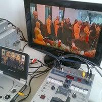 Photo taken at Vihara Kesejahteraan (Wan Fu Si) by egree b. on 6/14/2014