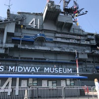Das Foto wurde bei USS Midway Flight Deck von Rick H. am 4/13/2018 aufgenommen