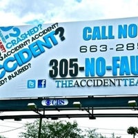 Photo taken at 305-NO-FAULT by 305-NO-FAULT on 10/22/2012