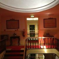 Photo taken at Grande Hotel de Paris by KJ B. on 6/30/2013
