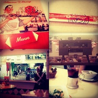 Photo taken at Советский Diner by Rosemary on 7/26/2013