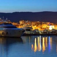 Foto scattata a Marina del Gargano - Porto Turistico di Manfredonia (FG) Gargano Puglia Italy da Ilgin D. il 11/25/2013