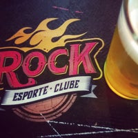 Photo taken at Rock Esporte Clube by Guilherme T. on 10/24/2015