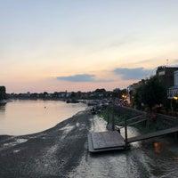 Das Foto wurde bei Thames Path von Andrew C. am 7/15/2018 aufgenommen